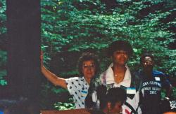 1992 Cleveland: Alma Bruce and Donna Bruce Boyd
