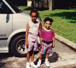 1992 Cleveland: Brittney and Alisa Howard